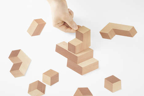 Illusory 2D Blocks