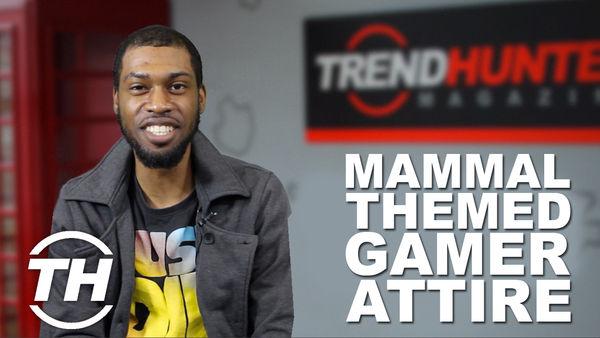 Mammal-Themed Gamer Attire