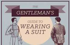 Sharply Suited Menswear Guides