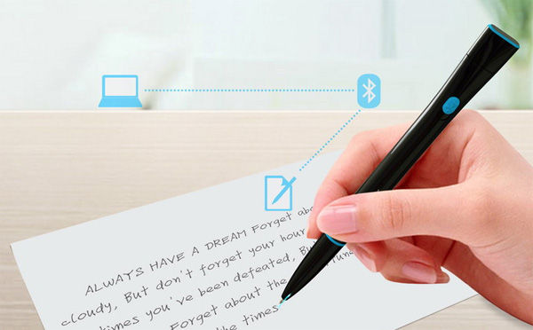 33 High-Tech Writing Utensils