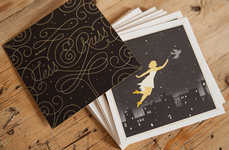 Dreamy Fairytale Wedding Invitations - This Charming Wedding Artwork is Eclectic and Sweet