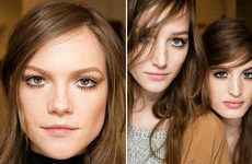 Coquettish 60s Hair Styles - The Sixties-Mod Side Swept Hair Style is Back with a Vengeance