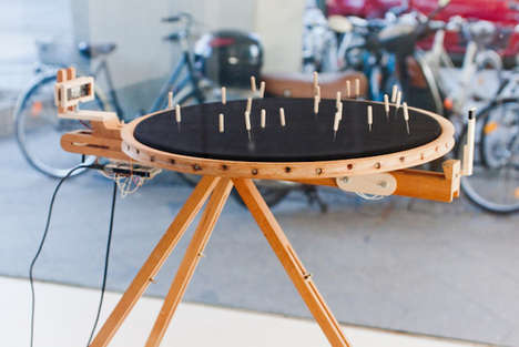 Acupuncture-Inspired Music Machines