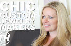 Eastern Design-Inspired Jewelers - Erin Tracy Is A Custom Jewelry Designer with A Dynamic Flare