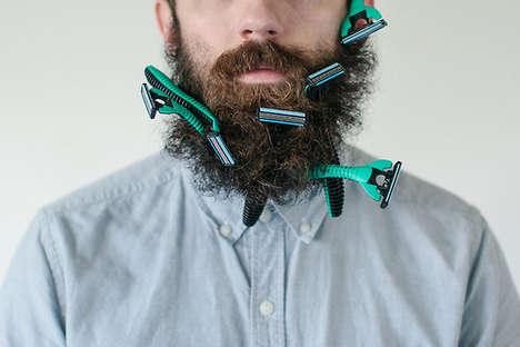 Bizarre Beard Photography