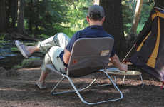 Modernized Folding Chairs