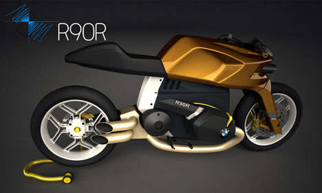 Revived Classic Bike Concepts