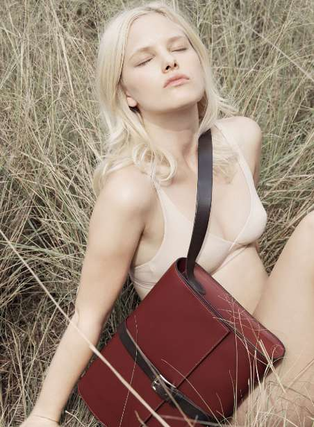 Innocent Countryside Purse Editorials - James Nelson Captured This Russh February/ Shoot