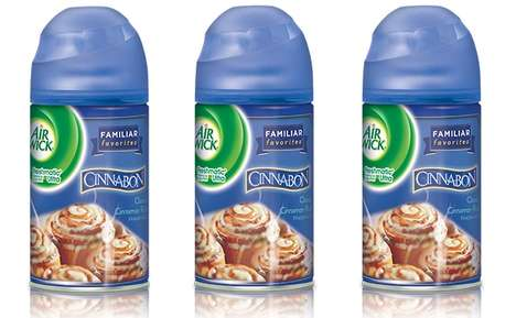 Baked Dessert-Scented Air Fresheners - This Cinnabon-Scented Air Freshener Sadly Cannot Be Consumed