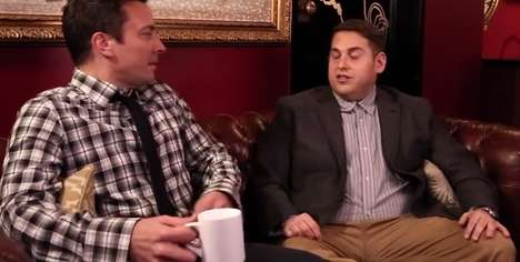 Hashtag Conversation Visuals (UPDATED) - The Second Jimmy Fallon Hashtag Skit Stars Jonah Hill