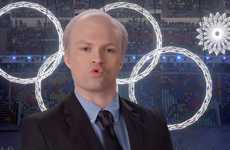 Olympic Propaganda Parodies - College Humor's Vladimir Putin Olympic Ad Shares Sochi Highlight