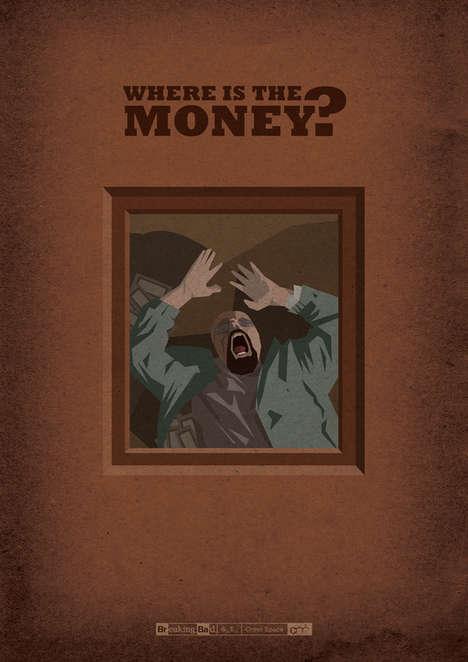Drug Drama Episode Posters