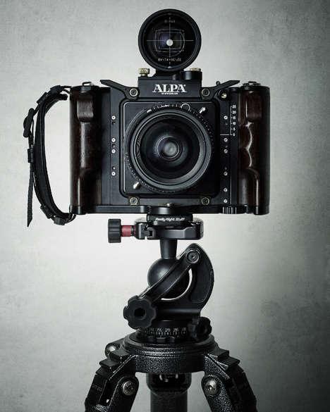 Bygone Era Camera Captures