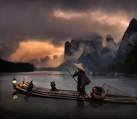 Weerapong Chaipuck Photographs Beautiful Asian Scenes