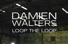 Human Hamster Wheel Stunts - Human Loop the Loop by Damien Walters Involves the Unbelieveable
