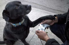 Reworked Video Game Leashes - This Xbox Controller was Transformed into a Functional Dog Leash