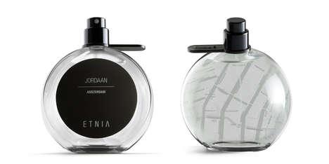 Map-Embedded Bottles
