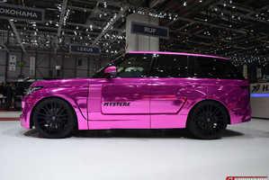 Ornate Auto