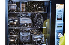 Designer Bag Vending Machines - This Designer Handbag Vending Machine Makes Style Accessible