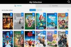 Disney Movie Streaming Apps - The Disney Movies Anywhere App Allows You to Watch Favorites On the Go