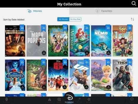 Disney Movie Streaming Apps