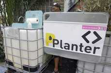 Plant Fertilizing Public Urinals
