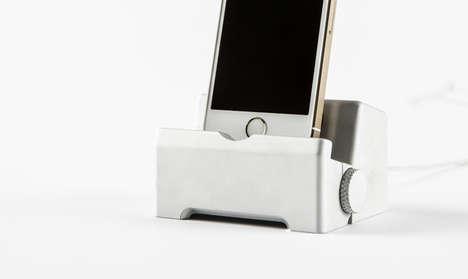 Workbench Smartphone Stands
