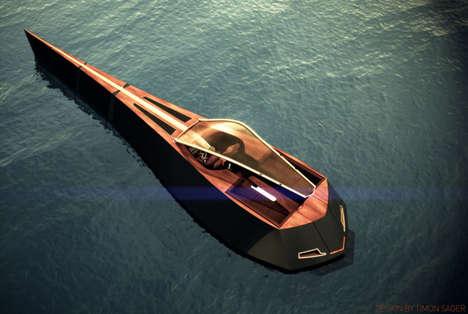 Top-Notch Tadpole Yachts