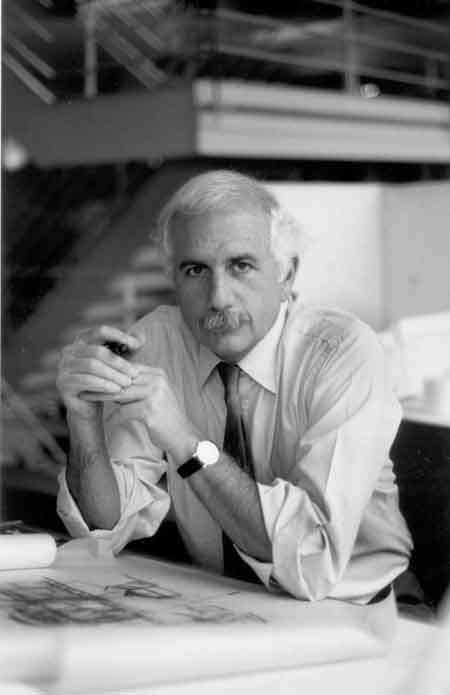 The Creativity Behind Architecture - Moshe Safdie's Building Talk Discusses His Creative Processes