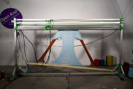 Textile 3D Printers