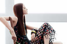 Punctured Pattern Editorials