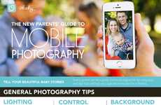 Digital Family Photo Tips - Obaby's Provides Tips for Taking Family Pictures on Mobile Devices