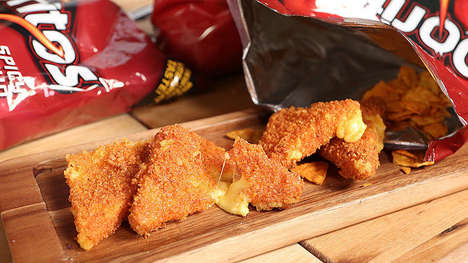 DIY Deep-Fried Cheese Recipes
