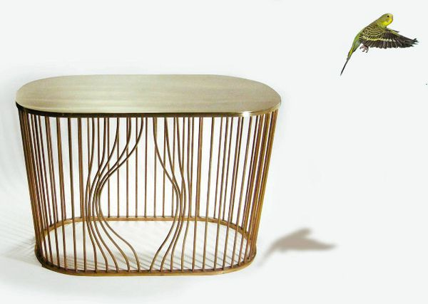 25 Bird Cage Furniture Pieces