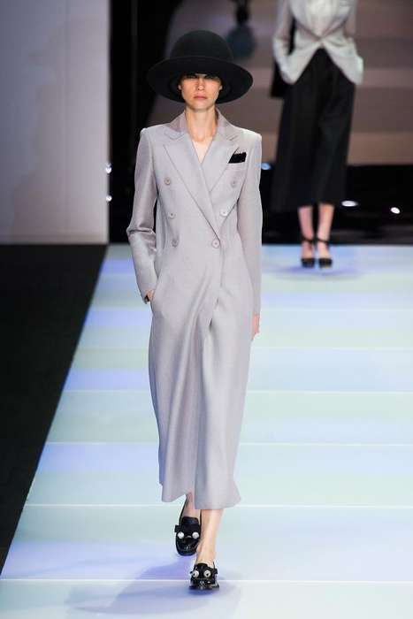 Sophisticated Tomboy Runways