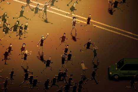 8-Bit Political Protest Games