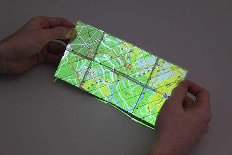 Futuristic Folding Phones