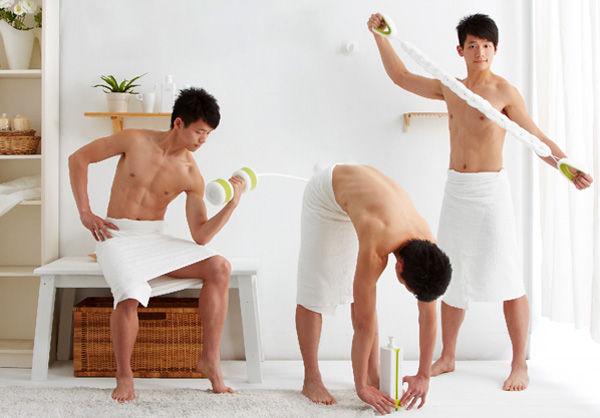 48 Weird Ways to Work Out