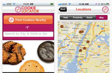 Biscuit Peddling Location Apps - Buy Hoards of Cookies with the Girl Scout Cookie Locator App