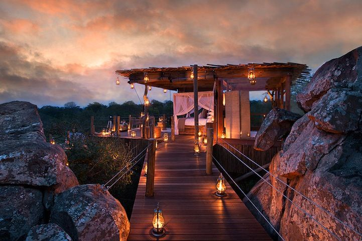 Luxurious Treehouse Resorts