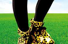Wacky Animal Shoe Covers