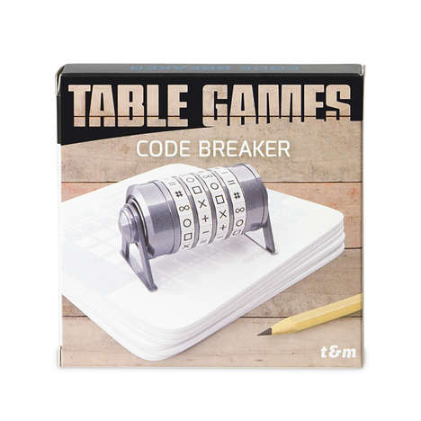Table Games Code Breaker is a Fun Drinking Game