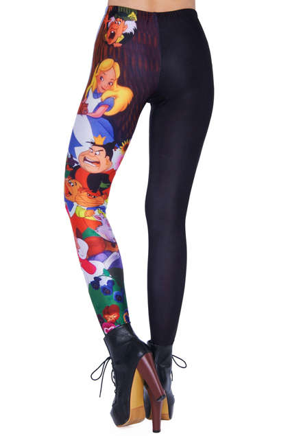 Fantasy Fiction-Inspired Tights