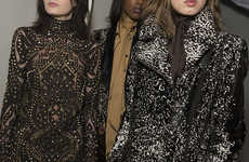 Luxe Animal Print Runways