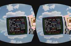 POV Virtual Classic Games - This Oculus Rift Zelda Game Puts You Right in the Middle of the Action
