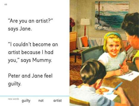 Art Lampooning Kid's Literature