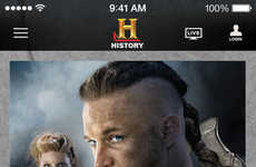History Channel Streaming Apps - The History Go App From Shaw Media Lets you to Watch on the Go