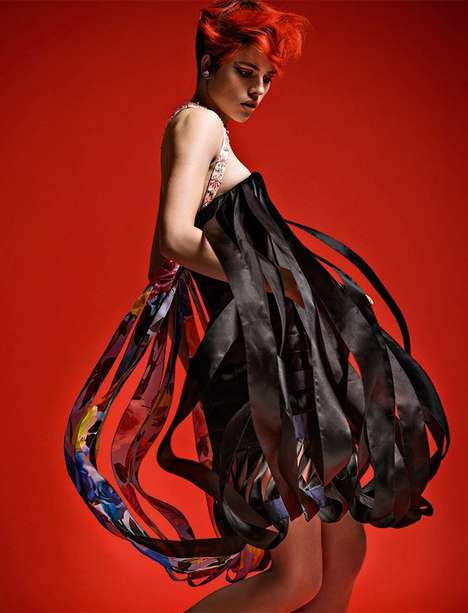 Whimsical Carnival Spring Editorials