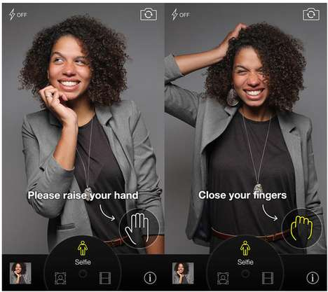 Hands-Free Camera Apps