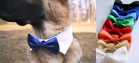 Dapper Dog Bow Ties